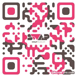 QR code with logo 1PLT0
