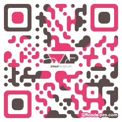 QR code with logo 1PLV0