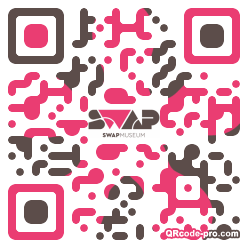 QR code with logo 1PLW0