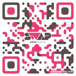 QR code with logo 1PLY0