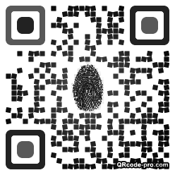 QR code with logo 1PQF0