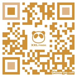 QR code with logo 1PQK0