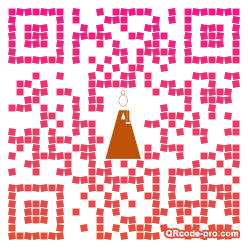 QR code with logo 1PRC0