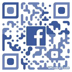QR code with logo 1PS20