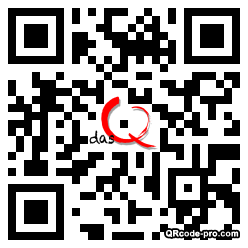 QR code with logo 1PSk0