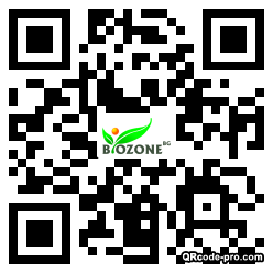 QR code with logo 1PTW0