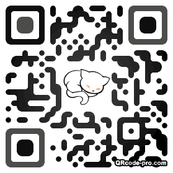QR code with logo 1PUY0