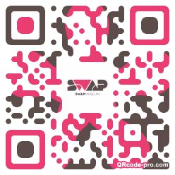QR code with logo 1PVU0
