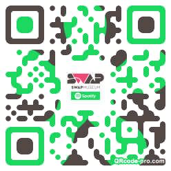 QR code with logo 1PVW0