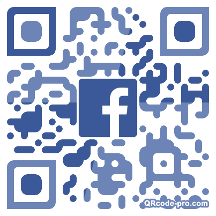 QR code with logo 1PVX0
