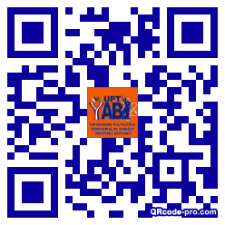 QR code with logo 1PVp0