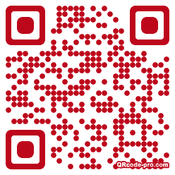 QR code with logo 1PWC0