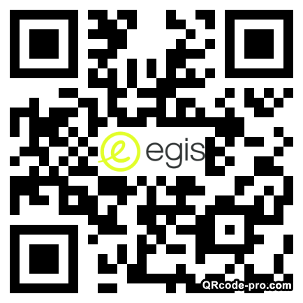 QR code with logo 1PZn0