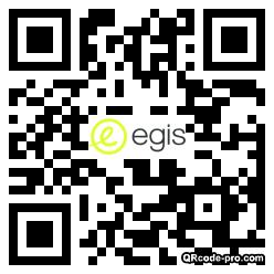 QR code with logo 1PZt0