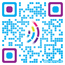 QR code with logo 1Pey0