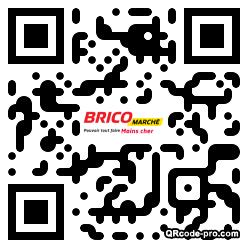QR code with logo 1PfN0