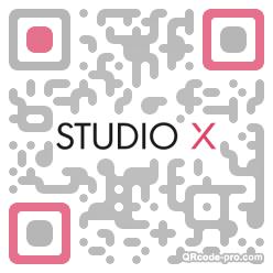 QR Code Design 1PfZ0