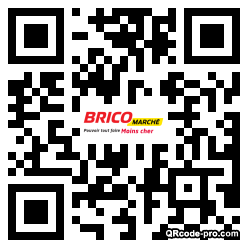 QR code with logo 1Pg00