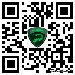 QR code with logo 1PhV0