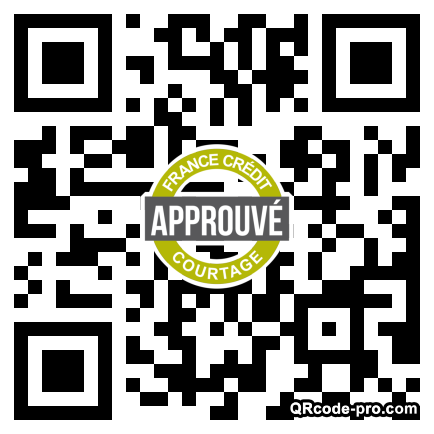 QR code with logo 1Phc0