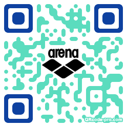QR code with logo 1PmE0