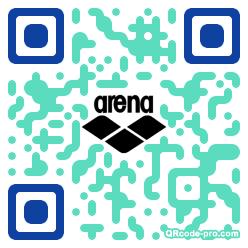 QR Code Design 1PmE0
