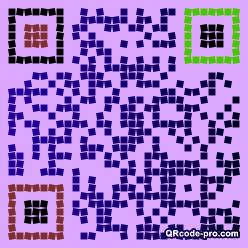 QR Code Design 1Pmf0