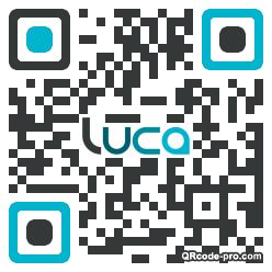 QR code with logo 1Pnw0