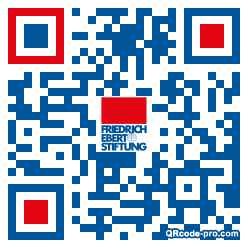 QR code with logo 1PpG0