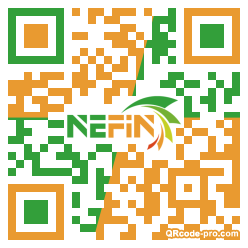 QR code with logo 1Ppn0