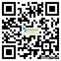 QR code with logo 1Ppv0