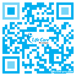 QR code with logo 1Ppy0
