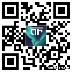 QR code with logo 1Pqs0