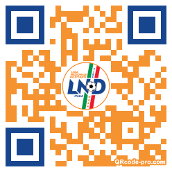 QR code with logo 1Prx0