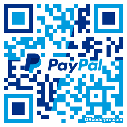 QR code with logo 1PsB0
