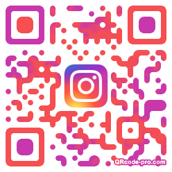 QR code with logo 1PsC0