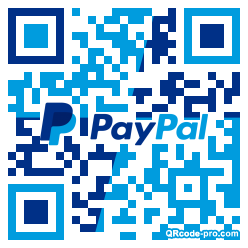 QR code with logo 1Psz0