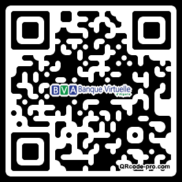 QR code with logo 1PuF0
