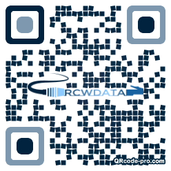 QR code with logo 1Pv50