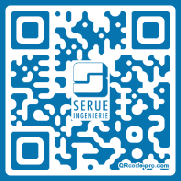 QR code with logo 1PxD0