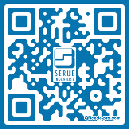 QR code with logo 1Pxo0