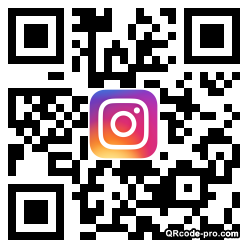 QR code with logo 1PyJ0