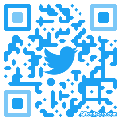 QR code with logo 1Pzh0