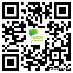 QR code with logo 1Pzk0