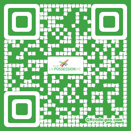 QR code with logo 1Q1o0
