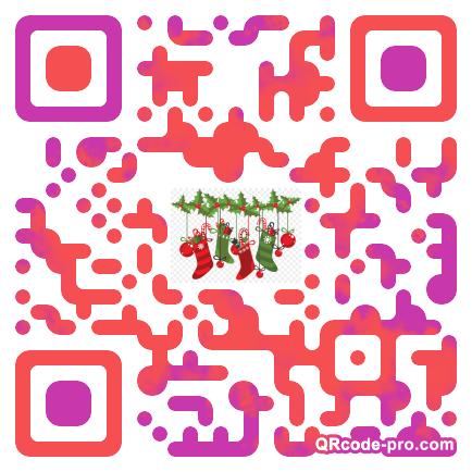 QR code with logo 1Q4J0