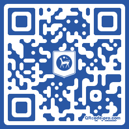 QR code with logo 1QCh0