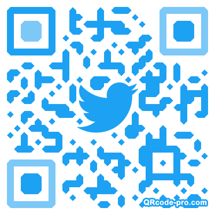 QR code with logo 1QEX0