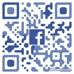 QR code with logo 1QEZ0
