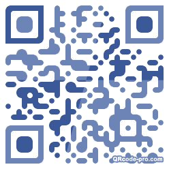 QR code with logo 1QFE0